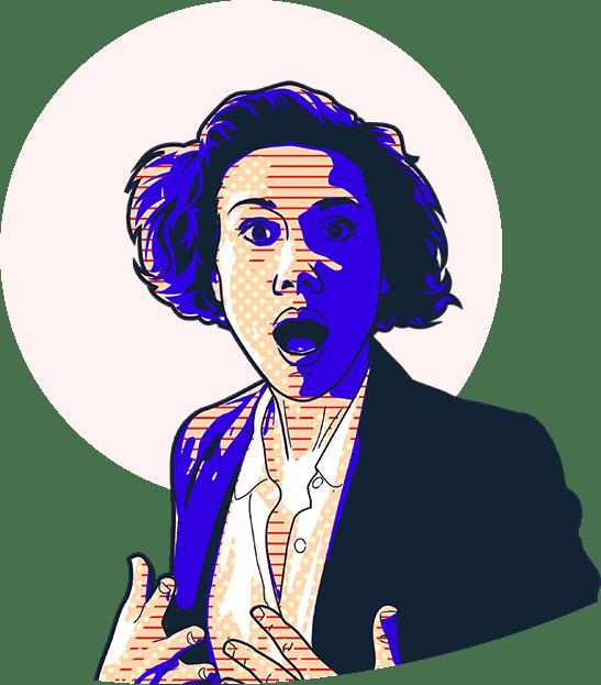 Illustration Méta de Choc créatrice Élisabeth Feytit